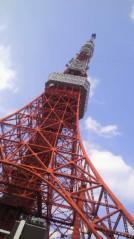 フェアリーズ 公式ブログ/藤田みりあ「東京タワー」 画像1