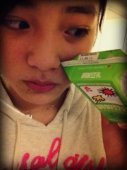 フェアリーズ 公式ブログ/藤田みりあ「豆乳( ´ ▽ ` )ノ」 画像1