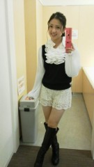 フェアリーズ 公式ブログ/井上理香子「け」 画像1