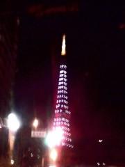フェアリーズ 公式ブログ/下村実生「東京タワーが!!(゜ロ゜ノ)ノ」 画像1