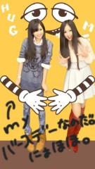 フェアリーズ 公式ブログ/井上理香子「まひろ、ももかちゃんとのプリクラそして眼鏡デビューのお話(*^^*)」 画像2