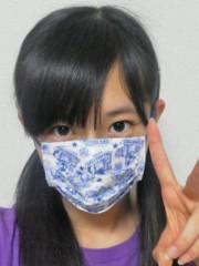 フェアリーズ 公式ブログ/伊藤萌々香 「マスクW」 画像1