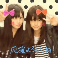 フェアリーズ 公式ブログ/林田真尋「見てた人〜(^∇^)はーい☆」 画像1