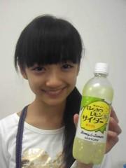 フェアリーズ 公式ブログ/下村実生「イベント+はちみつレモンサイダー」 画像1