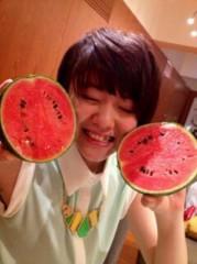 フェアリーズ 公式ブログ/野元空「西瓜さんやっど!!」 画像1
