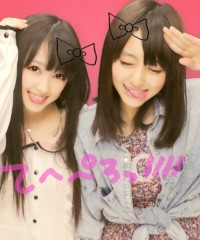 フェアリーズ 公式ブログ/井上理香子「テスト!!!!!」 画像1