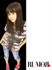 フェアリーズ 公式ブログ/井上理香子「まひろとのプリのしぇました(笑)そして24時間テレビ観てマスか?」 画像2
