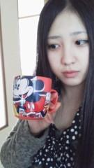 フェアリーズ 公式ブログ/井上理香子「マグカップを何度もみるりかこ」 画像2