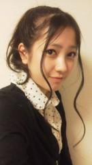 フェアリーズ 公式ブログ/井上理香子「髪の毛カットしマシタよんよん写メで伝わるかなうん!!伝わるO(≧▽≦)O」  画像2