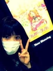 フェアリーズ 公式ブログ/藤田みりあ「えいがー(^^)」 画像1
