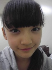 フェアリーズ 公式ブログ/下村実生「えへっ(σ*´∀`)」 画像1