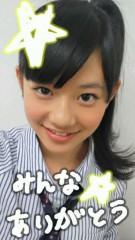 フェアリーズ 公式ブログ/伊藤萌々香 「ありがとうございますm(_ _)m」 画像1