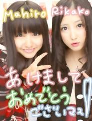 フェアリーズ 公式ブログ/井上理香子「まひろとのプリクラ(*^^*)」 画像1