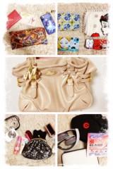 フェアリーズ 公式ブログ/藤田みりあ「bagの中身*\(^o^)/*」 画像1