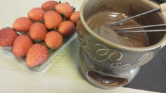 フェアリーズ 公式ブログ/伊藤萌々香 「チョコチョコチョコフォンデュ」 画像1