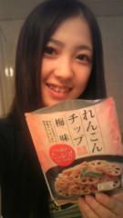 フェアリーズ 公式ブログ/井上理香子「レンコンチップス」 画像1