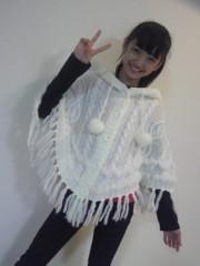 フェアリーズ 公式ブログ/下村実生「my ポンチョ♪」 画像1