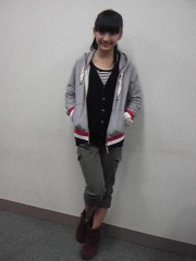 フェアリーズ 公式ブログ/下村実生「私服紹介だよー」 画像1