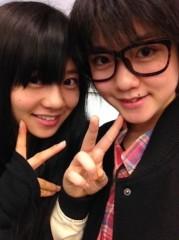 フェアリーズ 公式ブログ/野元空「にょ!!←ももかの口癖(・∀・)笑」 画像1
