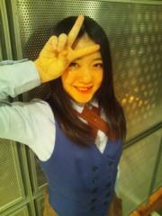 フェアリーズ 公式ブログ/野元空「戦いなう←」 画像1