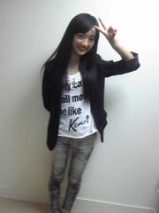 フェアリーズ 公式ブログ/下村実生「かっこいい系だ〜」 画像1