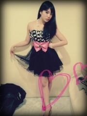 フェアリーズ 公式ブログ/藤田みりあ「ドレスだぁ!」 画像1