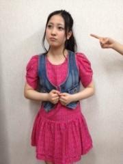 フェアリーズ 公式ブログ/井上理香子「ん」 画像1