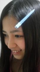フェアリーズ 公式ブログ/井上理香子「つけマシタ♪ わぁ」 画像1
