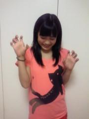 フェアリーズ 公式ブログ/藤田みりあ「猫ちゃん。」 画像1