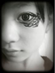 フェアリーズ 公式ブログ/伊藤萌々香 「アイメイクアート♪」 画像1