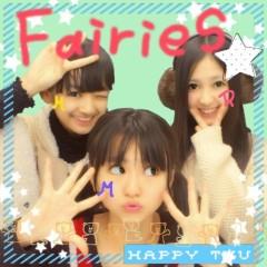 フェアリーズ 公式ブログ/井上理香子「2日続きの髪型が大好きデス☆みきまひろりかこのプリントクラブ」 画像1
