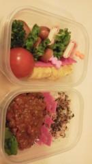 フェアリーズ 公式ブログ/井上理香子「お弁当とツインテール!?これゎ二つ結びデス今週ゎイベントないケド」 画像1