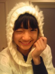 フェアリーズ 公式ブログ/下村実生「my ポンチョ♪」 画像2