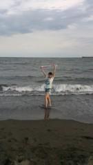 フェアリーズ 公式ブログ/井上理香子「海に行った時の写真のせマス*」 画像1