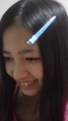 フェアリーズ 公式ブログ/井上理香子「つけマシタ♪ わぁ」 画像2