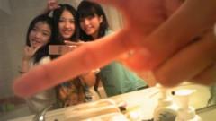 フェアリーズ 公式ブログ/井上理香子「ピースの中に3人」 画像1