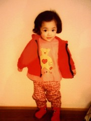 フェアリーズ 公式ブログ/下村実生「幼い時」 画像1