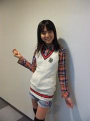 フェアリーズ 公式ブログ/林田真尋「まひろだよ★←知ってるか(笑)」 画像1