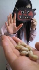 フェアリーズ 公式ブログ/藤田みりあ「おには外〜福は〜内( ´∀`)/~~」 画像1