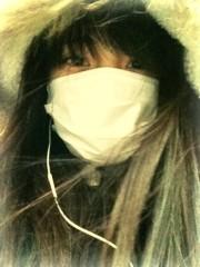 フェアリーズ 公式ブログ/藤田みりあ「マスク系女子( ̄ー ̄;)お」 画像1