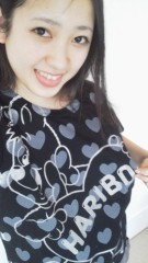 フェアリーズ 公式ブログ/井上理香子「素っぴんで撮っってマスよ(^_^ゞりかことまひろと仲良くネギ(ハート)」 画像1