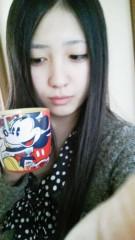 フェアリーズ 公式ブログ/井上理香子「マグカップを何度もみるりかこ」 画像1
