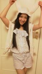 フェアリーズ 公式ブログ/井上理香子「うさミミを取り入れた洋服初体験・・・ま、ま、まひろ( ´∀`)/」 画像1