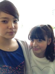 フェアリーズ 公式ブログ/藤田みりあ「はやしださん。笑」 画像1