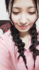 フェアリーズ 公式ブログ/井上理香子「みつあみりかこデス(^3^)/メイクさんのみつあみゎ違うなぁって思わされマシタ」 画像2