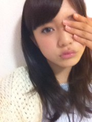 フェアリーズ 公式ブログ/藤田みりあ「さっつえいー笑。」 画像1