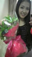 フェアリーズ 公式ブログ/井上理香子「お花といっしょに・・・」 画像1