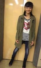 フェアリーズ 公式ブログ/下村実生「今日の私服」 画像1