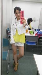 フェアリーズ 公式ブログ/井上理香子「わ(^O^)」 画像1