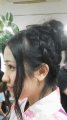 フェアリーズ 公式ブログ/井上理香子 「初」 画像2